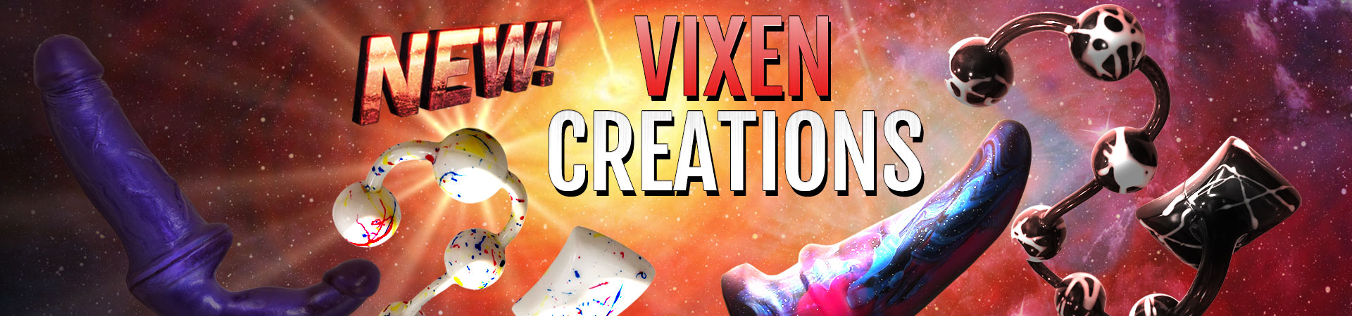 New Vixen Creations!