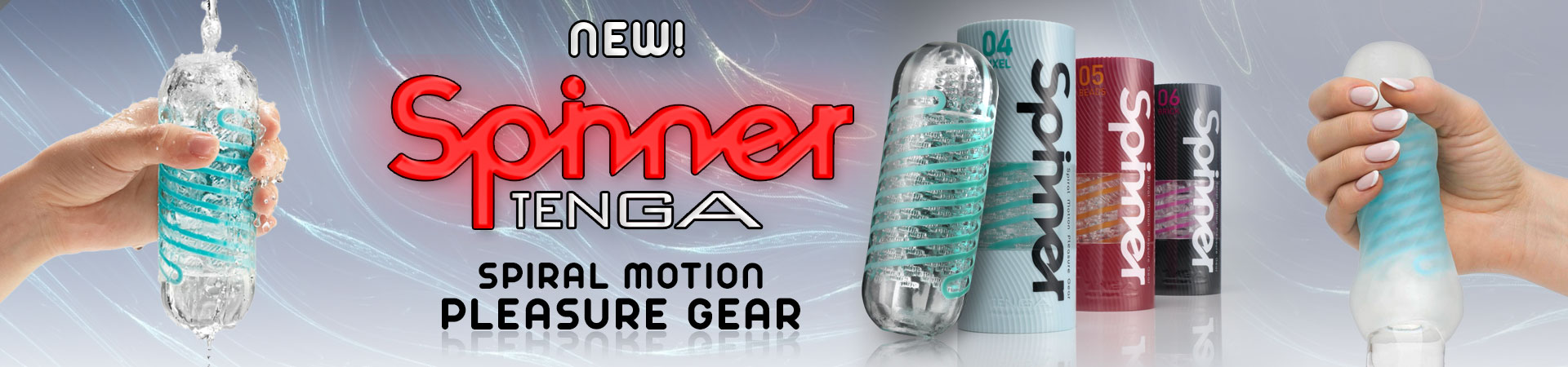 New Spinner By Tenga