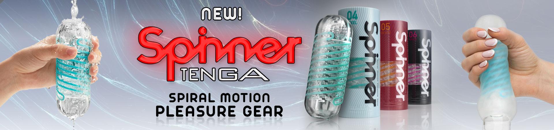 New Spinner By Tenga