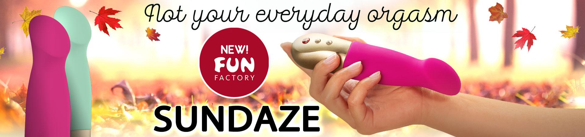 NEW! Fun Factory Sundaze!