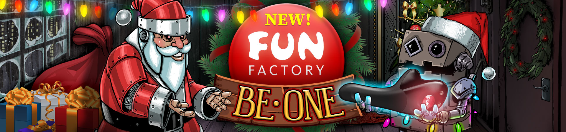 New Fun Factory BE-ONE!