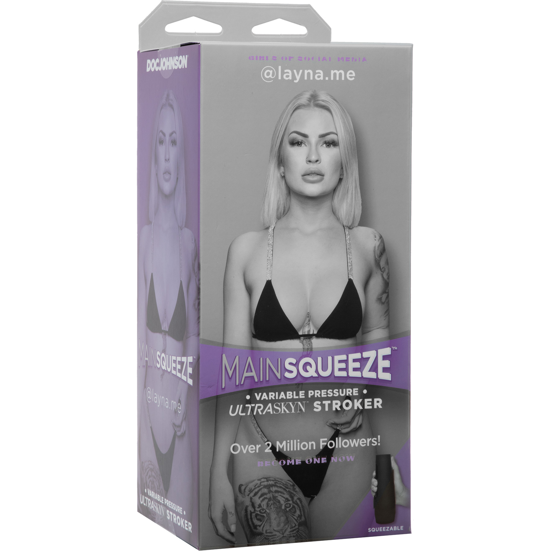 Main Squeeze Girls of Social Media Package