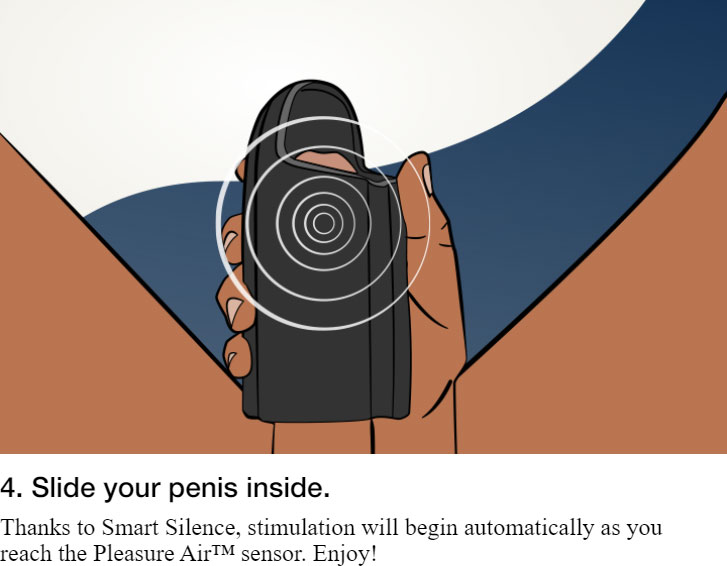 Arcwave Ion Penis Masturbator - How To Use 4