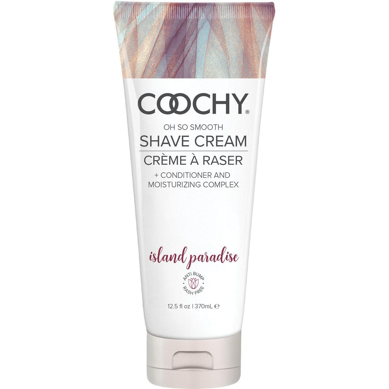 COOCHY Oh So Smooth Shave Cream - Island Paradise