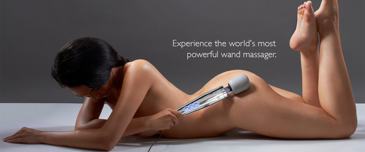 Doxy Die Cast Extra Powerful Massager