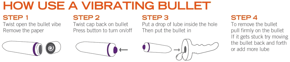 How To Use A Tanyus Bullet
