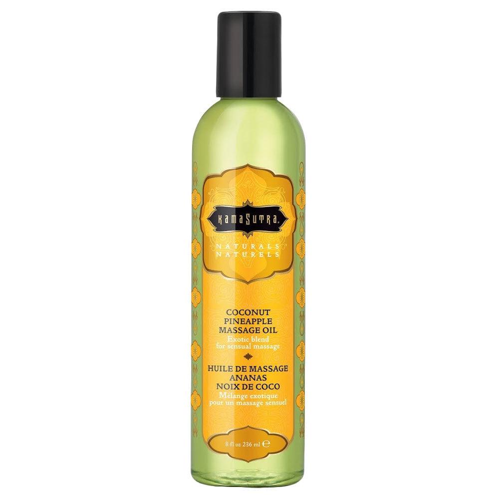 Kama Sutra Naturals Massage Oils Coconut Pineapple