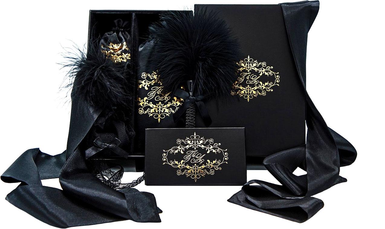 Zoe & Alexandra Midnight Enchantress Romantic Accessory Boudoir Box