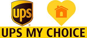 UPS My Choice - Sign Up