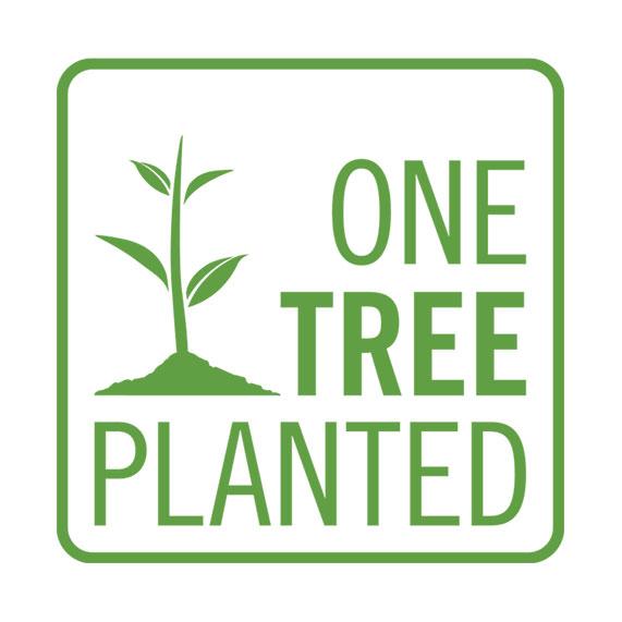 Womanizer Premium ECO - One Tree Planted Graphic