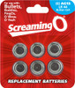 AG13 - LR44 Batteries 6 Pack By Screaming O