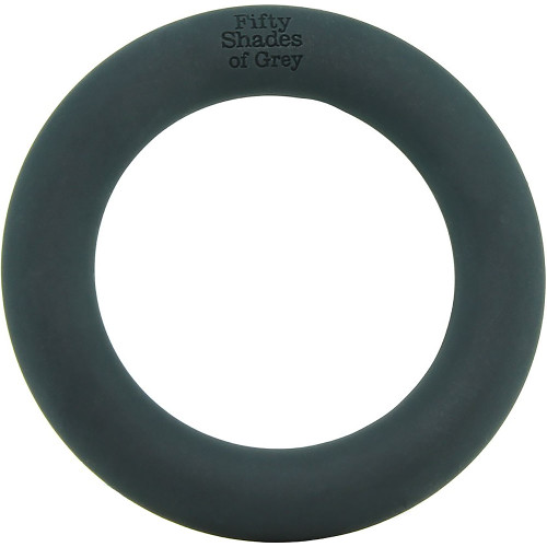Fifty Shades of Grey A Perfect O Silicone Cock Ring