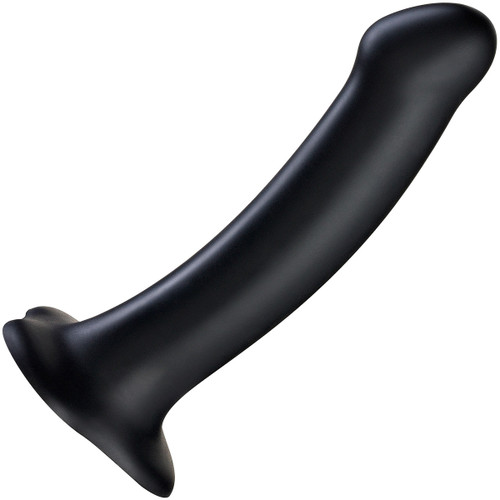 Magnum Silicone Dildo by Fun Factory - Black