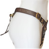 Aslan Steam Punk Jaguar Brown Leather Harness