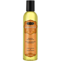 Kama Sutra Aromatic Massage Oils 8 fl oz - Sweet Almond