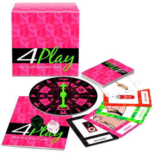 4Play Game Set