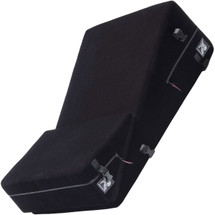 Liberator Black Label Wedge/Ramp Combo With Wrist Cuffs, Blindfold & Tethers