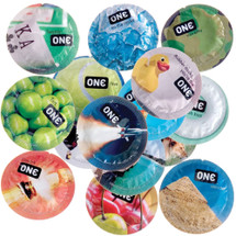 ONE Classic Select Designer Mix - 100 Condoms