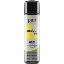 Pjur Analyse Me Silicone Anal Lubricant 3.4 oz / 100 ml