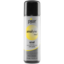 Pjur Analyse Me Silicone Anal Lubricant 8.5 oz / 250 ml