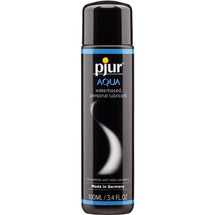 Pjur Aqua Water-Based Personal Lubricant 3.4 oz / 100 ml