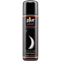 Pjur Light Silicone Personal Lubricant 8.5 oz / 250 ml