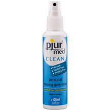 Pjur Med Clean Spray Lotion 3.4 oz / 100 ml
