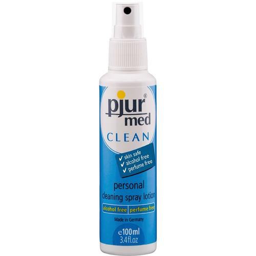 Pjur Med Clean Spray Lotion 3.4 oz / 100 ml