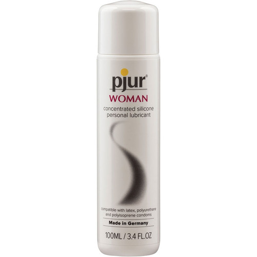 Pjur Woman Concentrated Silicone Personal Lubricant 3.4 oz / 100 ml
