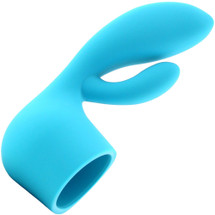 Rabbit Style Silicone Wand Attachment by Bodywand
