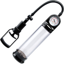 Accu-Meter Power Pump - Penis Pump by Pump Worx