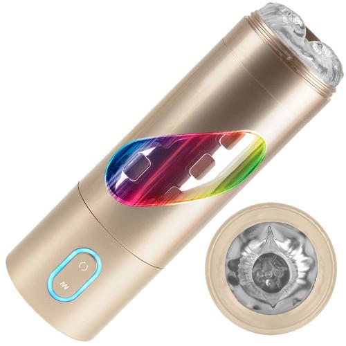 Rechargeable Roto-Bator Ass - Penis Masturbator