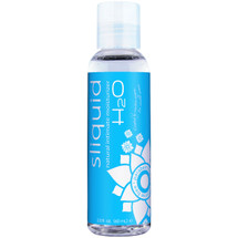 Sliquid Naturals H2O Water Based Personal Lubricant 2 fl oz