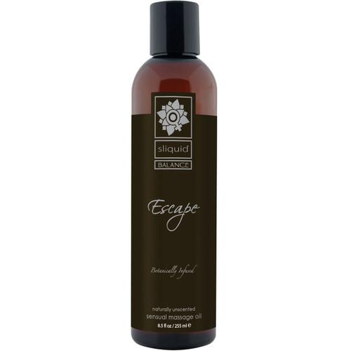 Sliquid Balance Massage Oil - Escape 8.5 fl oz