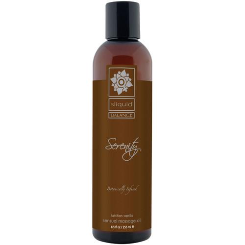 Sliquid Balance Massage Oil - Serenity 8.5 fl oz