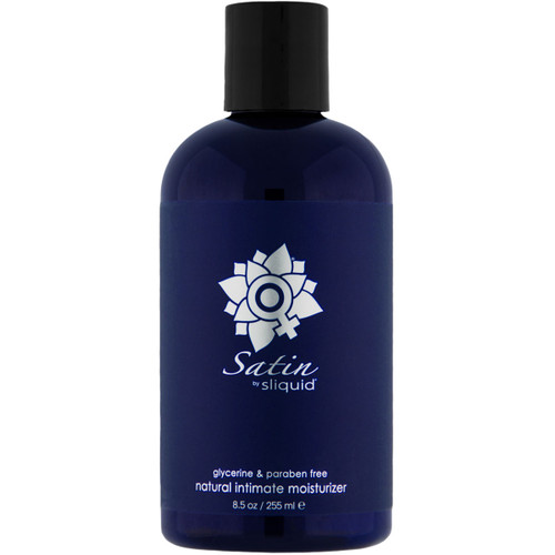 Sliquid Naturals Satin Water Based Personal Lubricant 8.5 fl oz