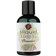 Sliquid Organics Oceanics Aloe Based Personal Lubricant 4.2 fl oz