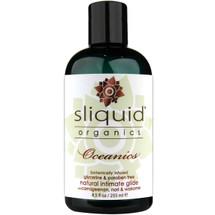 Sliquid Organics Oceanics Aloe Based Personal Lubricant 8.5 fl oz
