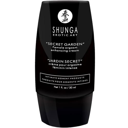 Shunga Secret Garden Female Orgasm Enhancing Cream 1 fl oz