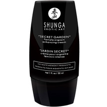 Shunga Secret Garden Female Orgasm Enhancing Cream 1 fl oz