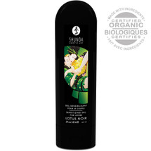 Shunga Lotus Noir Organic Sensitizing Gel For Lovers - 2 oz