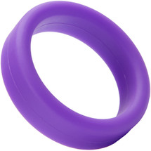 Super Soft Silicone C-Ring By Tantus - Purple
