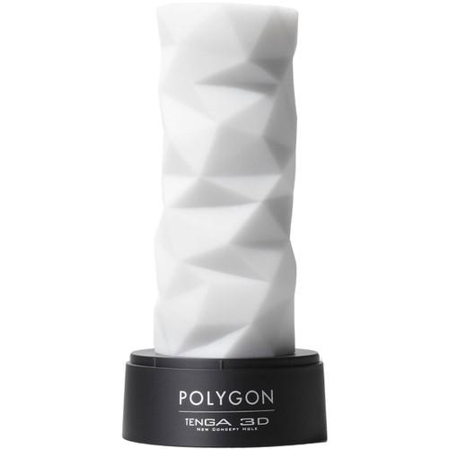 Tenga 3D Penis Masturbation Sleeve - Polygon