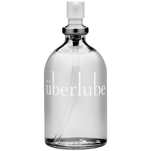 Uberlube Luxury Silicone Lubricant 100 ml - For Style, Sport, & Sex