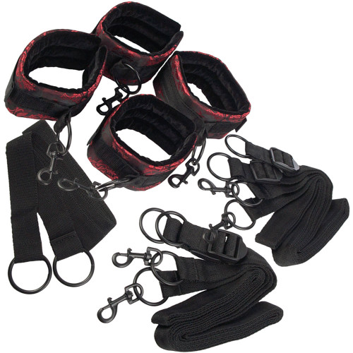 Scandal Bed Restraints by CalExotics