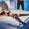 Scandal Over the Bed Cross by CalExotics
