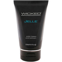 Wicked Aqua Jelle Anal Personal Lubricant 4 fl oz