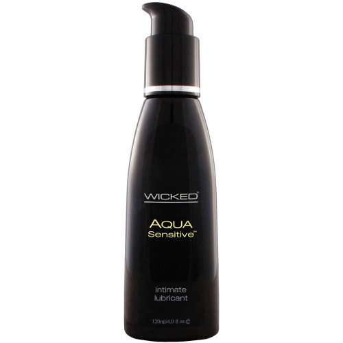 Wicked Aqua Sensitive Personal Lubricant 4 fl oz