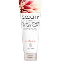 COOCHY Oh So Smooth Shave Cream - Sweet Nectar 7.2 oz (213 mL)