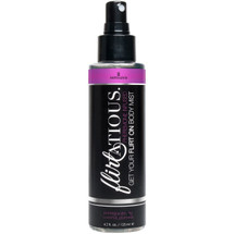 Flirtatious Pheromone-Infused Body Mist by Sensuva 4.2 fl oz - Pomegranate, Fig, Coconut, & Plumeria